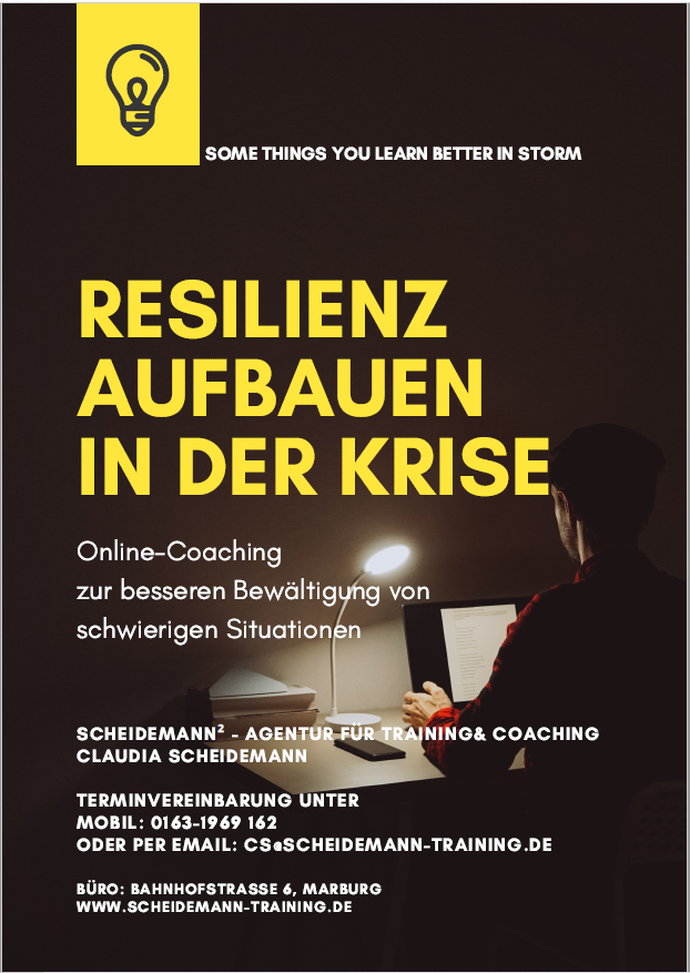 Resilienz-Coaching